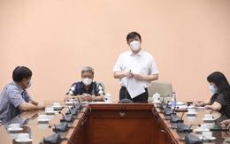 35 chuyên gia y tế Việt Nam sang hỗ trợ nước bạn Lào phòng chống dịch COVID-19