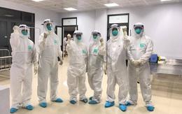 Hoạt động bên trong của Bệnh viện dã chiến số 2 Bắc Giang sau 2 ngày vận hành