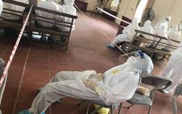 Bộ Y tế tiếp tục đẩy mạnh test nhanh để truy vết, khống chế dịch tại Bắc Giang
