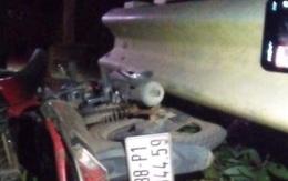 Bị xe đầu kéo tông trực diện trong đêm, nam sinh lớp 12 tử vong, 1 thanh niên nguy kịch