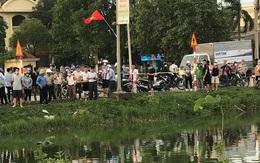 Thông tin đáng thương về thi thể nổi trên mặt ao trước KCN Phú Nghĩa