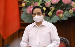 """Thủ tướng Phạm Minh Chính: """"Chống dịch từ phòng ngự sang chủ động tấn công"""""""