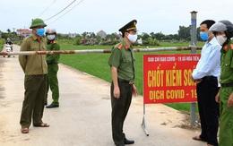 Từ 12h trưa nay, tỉnh Thái Bình thực hiện giãn cách xã hội theo Chỉ thị 15