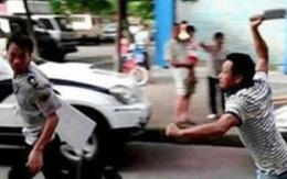 Người phụ nữ cầm đầu nhóm côn đồ đuổi chém con nợ ở TP.HCM