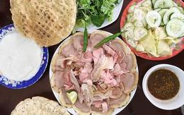 Đặc sản bê thui xứ Quảng khách lũ lượt kéo đến ăn nhờ hương vị rất riêng