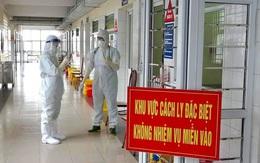 Người phụ nữ ở Hà Đông dương tính với SARS-CoV-2