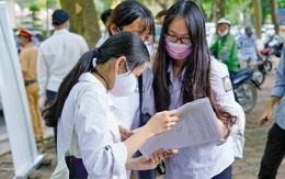 144 thí sinh không phải thi tốt nghiệp THPT còn được vào thẳng đại học là những ai?