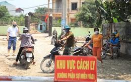Hà Nội có nguy cơ xuất hiện thêm nhiều ổ dịch, trước mắt cần phong tỏa 3 thôn, thực hiện giãn cách 1 xã ở Thường Tín