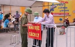 """""""Nhịp sống mới"""" của những người dân huyện Thường Tín (Hà Nội) trước diễn biến phức tạp của COVID-19"""