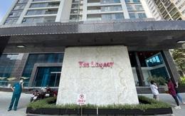 Hà Nội: Lập rào chắn kiểm soát y tế toàn bộ chung cư The Legacy ở Thanh Xuân