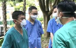 Hai ca bệnh nặng phải đặt ECMO tại Bệnh viện Phổi Bắc Giang