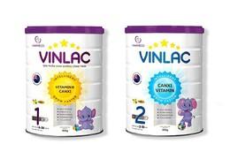 Sữa Vinlac Việt Nam - Bé tăng cân, cao lớn vượt trội - Người bạn đồng hành vì sự phát triển của trẻ em Việt Nam
