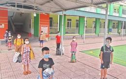 Cách ly tập trung 31 em nhỏ ở Hà Tĩnh