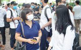 Hà Nội: Hơn 93 nghìn thí sinh chính thức làm thủ tục dự thi vào lớp 10