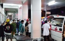 Nam thanh niên xông vào bệnh viện chém loạn xạ, nhiều người bị thương