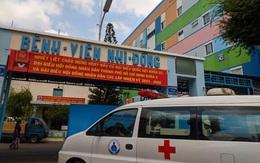 TP.HCM: Một nhân viên bảo mẫu ở Bệnh viện Nhi đồng 1 nghi mắc COVID-19