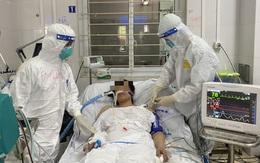 Bệnh nhân cuối cùng thở máy tại BV Phổi được rút ống nội khí quản