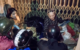 Đêm trắng của nhóm thiện nguyện mang hơi ấm đến người vô gia cư giữa Thủ đô