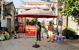 Chùm ảnh khu phong tỏa ở huyện Nghi Xuân (Hà Tĩnh)