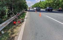 Truy tìm tài xế ô tô liên quan đến vụ tai nạn khiến một công nhân tử vong trên đại lộ Thăng Long