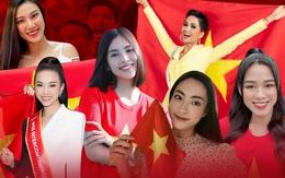 """Hoa hậu Tiểu Vy chấp nhận làm """"osin"""", chăm thú cưng nhà """"bà trùm"""" để ủng hộ đội tuyển Việt Nam"""