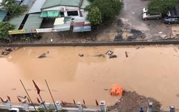 Vụ gần 1.000 cán bộ, nhân viên Bộ Y tế lội nước đi làm: Quận Cầu Giấy tiếp tục hứa sẽ sớm làm xong đường