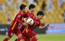 Thua UAE 3-2, khi nào Việt Nam đá tiếp vòng loại 3 World Cup 2022?