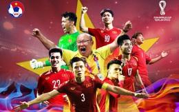 Giành vé vào vòng loại cuối cùng World Cup 2022 khu vực châu Á, đội tuyển Việt Nam có tổng 8 tỷ đồng tiền thưởng