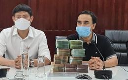 Hưởng ứng lời kêu gọi của Chính phủ, MC Quyền Linh ủng hộ 2,2 tỷ đồng mua vaccine cho công nhân và người lao động nghèo