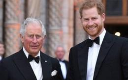Thái tử Charles 'không có kế hoạch gặp Harry' dịp khánh thành tượng Diana