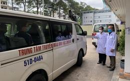 Đội phản ứng nhanh Chợ Rẫy hỗ trợ BV Điều trị COVID-19 Củ Chi