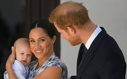 Con trai Meghan Markle được phép chọn thành hoàng tử hay không khi 18 tuổi
