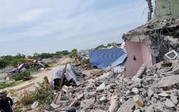 Hải Phòng: Hình ảnh sau cuộc cưỡng chế tại khu đất 9,2ha bị lấn chiếm