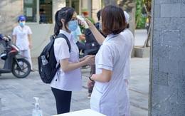 Hà Nội hiện có 4 thí sinh diện F0, tổ chức thi tốt nghiệp THPT thành 2 đợt