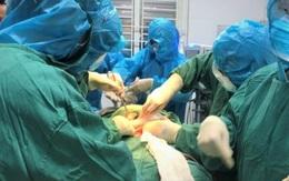 Nghệ An: Mổ khẩn cấp ngay trong khu cách ly cứu sản phụ và thai nhi nguy kịch