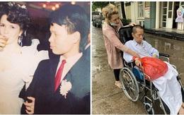 Chuyện vợ Ukraine 20 năm chăm chồng Việt đột quỵ khiến dân mạng xúc động, hàng xóm tiết lộ sự thật về cặp đôi