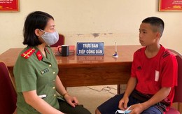 Bé trai đạp xe từ Hà Giang xuống Hải Phòng thăm mẹ