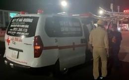 Giả làm bệnh nhân, 5 người Hải Dương định lừa chốt kiểm soát vào Quảng Ninh