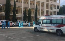 Bệnh viện dã chiến số 1 ở TP.HCM đã đi vào hoạt động
