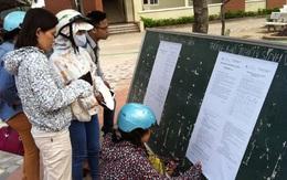 Hà Nội công bố điểm chuẩn vào lớp 10 THPT hệ không chuyên tại 115 trường