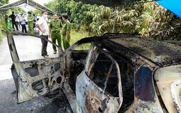 Nguyên nhân thực sự khiến nam tài xế tự thiêu, thi thể cháy đen trong xe taxi