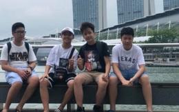"""Nam sinh đỗ 3 trường chuyên ở Hà Nội và người mẹ """"dũng cảm"""" chuyển nhà đi làm xuyên tỉnh để đồng hành cùng con"""