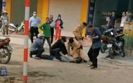Khởi tố nam thanh niên dùng gạch tấn công cảnh sát