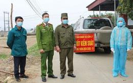 Công an Lục Ngạn làm rõ nhiều thông tin liên quan đến cụm lấy nhiễm dịch tại địa phương