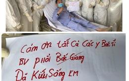 Ca thở máy đầu tiên ở BV Phổi Bắc Giang được cứu sống ngoạn mục