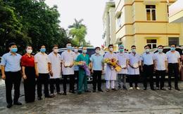Chuyện cảm động về 6 chiến binh áo trắng của Vĩnh Phúc chi viện Bắc Giang