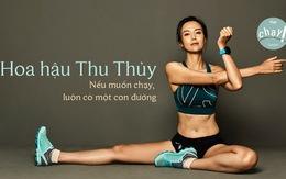 Người có tiền sử bệnh tim như Hoa hậu Thu Thủy có nên chạy bộ, bác sĩ lên tiếng