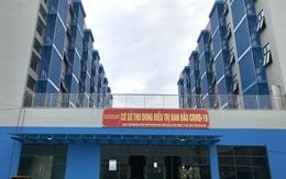 Cơ sở thu dung điều trị ban đầu COVID-19 quy mô 1.800 giường tại Bắc Giang đã đi vào hoạt động
