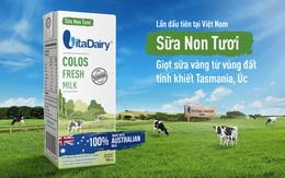 Xuất hiện Sữa Non Tươi đầu tiên tại Việt Nam