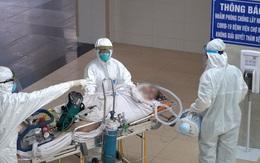 37 bệnh nhân COVID-19 nguy kịch, 3 người tiên lượng tử vong